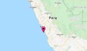 Marina de Guerra informó que sismo de 6.0 no genera tsunami en el litoral peruano