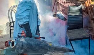 Reportan brote de dengue en la ciudad de Huánuco