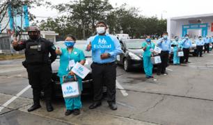 Lima y Callao: EsSalud vacunará en su domicilio a pacientes que no puedan desplazarse