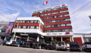 'Los dinámicos del centro': reorganizan Dirección Regional de Transportes, señala gobernador de Junín
