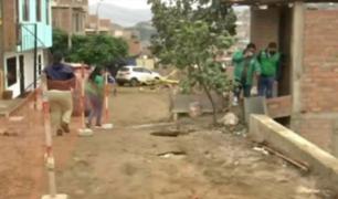 Una decena de personas sufrió contusiones leves tras sismo en Mala