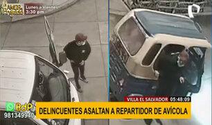 VES: delincuentes asaltan y golpean a trabajador avícola en la madrugada