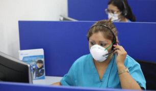 Sismo en Lima: Más de mil consultas por ansiedad fueron atendidas por Línea 107 de EsSalud