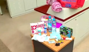Indeci: Mochilas de emergencia son una respuesta inmediata ante sismo