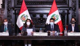 Gobierno dará un reporte de los daños tras el sismo de magnitud 6 en Lima