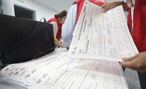 JNE: Apelación a proclamaciones de resultados solo puede ser por cuestión numérica