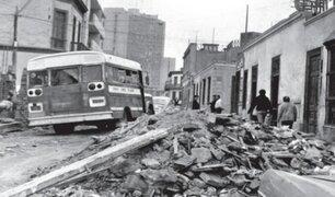¿Cómo actuar frente a un movimiento sísmico de gran magnitud?