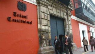 Perú Libre busca presidir Comisión Especial para elegir miembros del Tribunal Constitucional
