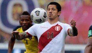 """Lapadula celebra su primer gol con la Selección Peruana: """"Estoy muy feliz"""""""