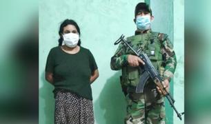 Cusco: detienen a mujer acusada de secuestrar a niña de tres años
