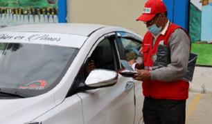 Pasco: autorizan permiso gratuito para aprender a conducir en vía pública