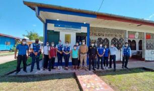 Migraciones pone en funcionamiento puesto de Control Fronterizo Angamos en Loreto