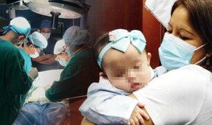 La Libertad: 3 bebés con patologías cardíacas al nacer fueron operados con éxito