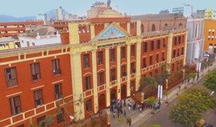 Alumnos de UNFV denuncian que no pueden estudiar porque paran postergando inicio de clases