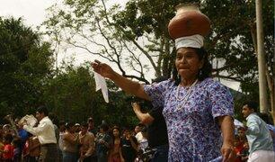 La tradicional fiesta de San Juan se vive con felicidad y algarabía