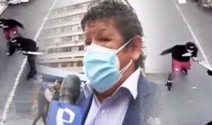 """Comerciantes de Mesa Redonda viven aterrados por """"Macheteros"""""""