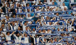 Finlandia: aficionados de la Eurocopa regresan con COVID-19