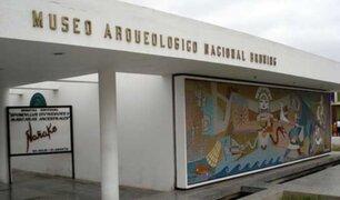 Lambayeque: Ministerio de Cultura dispone ingreso libre al Museo Arqueológico Nacional Brüning