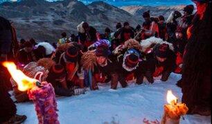 Cusco: publican libro de fotografías sobre la tradicional festividad del Qoyllur Riti