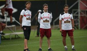 Venció al covid-19: Néstor Bonillo llegó a Brasil y ya se sumó a la selección peruana