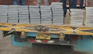 Arequipa: durante el primer semestre del año se han incautado más de 500 kilos de droga