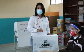 Fuerza Popular: declaran inadmisible habeas data para acceder a lista de electores