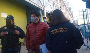 Puno: investigan desaparición de donativos en municipio de San Román