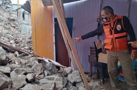 Villa María del Triunfo: 126 afectados dejó el sismo de magnitud 6