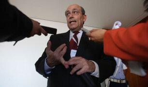Delegación peruana ante la OEA aclara que proceso electoral en nuestro país aún no concluye