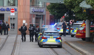 Alemania: tres muertos y cinco heridos, algunos graves, dejó un ataque con cuchillo