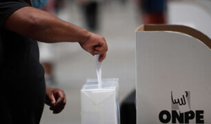 Poder Judicial declara improcedente amparo que solicitaba nulidad de segunda vuelta