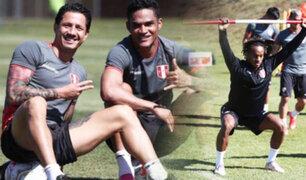 La Selección Peruana lista para enfrentar a Venezuela en la Copa América