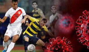Copa América: ecuatoriano Damián Díaz dio positivo a COVID-19