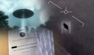 Ovnis: EEUU admite no tener explicación ante el misterio de los objetos voladores no identificados