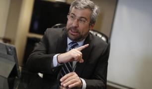 Piero Corvetto, jefe de la ONPE, denunció agresión dentro del Club Regatas