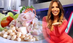 En el día del Ceviche Mónica recorre los mejores huariques chalacos