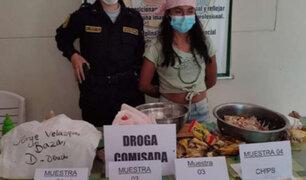 Piura: oculta en pescado y plátanos intentan ingresar droga a centro carcelario
