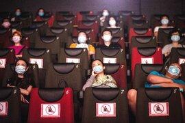 Dos importantes cadenas de cines anuncian su reapertura desde hoy