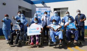 Cañete: EsSalud dio de alta a 1 200 pacientes tras superar la covid-19 desde inicio de pandemia