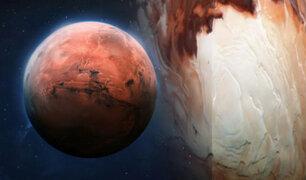 NASA encuentra más lagos subterráneos en Marte