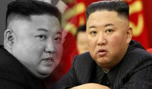Sorprende apariencia de Kim Jong Un en Corea del Norte