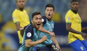 Ecuador empata con Brasil y logra su clasificación a cuartos de la Copa América