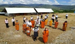 Inauguran residencia para estudiantes de comunidades nativas del Vraem