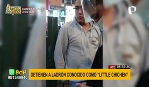 """""""Little Chicken"""": delincuente se hacía pasar como peatón para robar celulares y billeteras"""