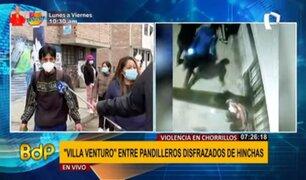 Violencia en Chorrillos: joven fue asesinado a cuchillazos por usar camiseta de Alianza Lima