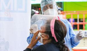 MTC: reducen a 24 horas plazo para que viajeros internacionales se hagan prueba de antígenos
