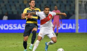 Selección peruana: Alexander Callens solo tiene una contractura y no será baja para cuartos