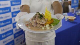 Día del Ceviche: Promueven consumo de pescado para fortalecer el sistema inmunológico frente al Covid-19
