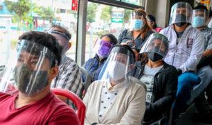 Lima y Callao: transporte público tendrá horario especial por feriado del 29 de junio