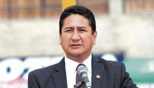 Cerrón: revocan fallo a favor de exgobernador y nuevamente queda inhabilitado de la función pública